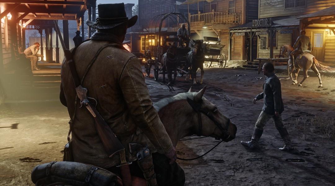 Red Dead Redemption 2 برای طرفداران قدیمی این سری هم جذاب خواهد بود