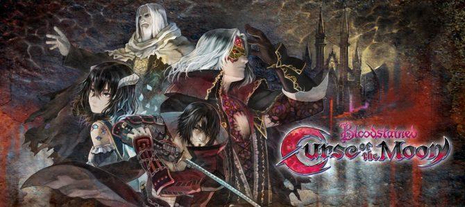 تاریخ عرضه بازی Bloodstained: Curse of the Moon رسماً اعلام شد