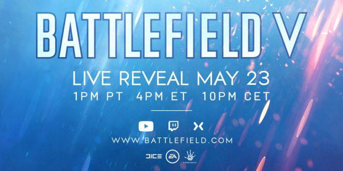 رسماً تائید شد: بازی Battlefield V هفته آینده معرفی خواهد شد