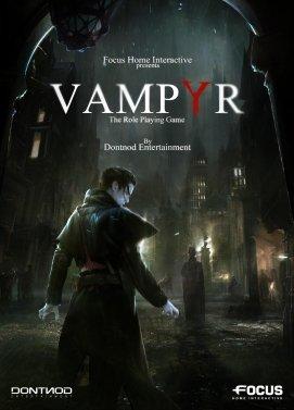 سازندگان Vampyr: مواظب باشید چه کسی را به قتل میرسانید!