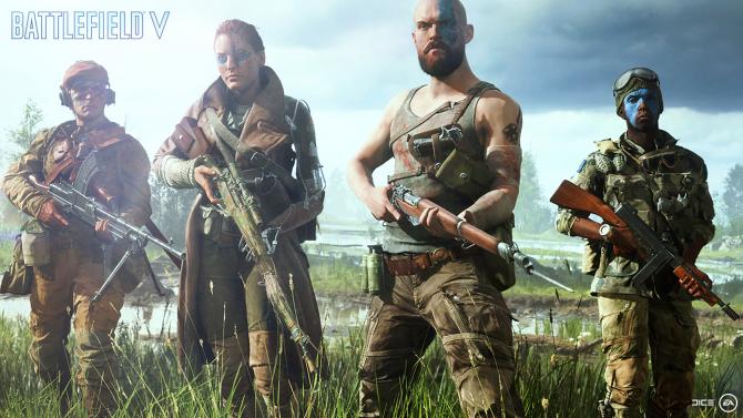 Battlefield V دارای گزینههای شخصیسازی زیادی خواهد بود