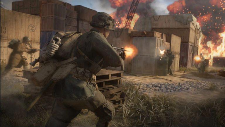بازی Call Of Duty: WWII را بهرایگان تجربه کنید
