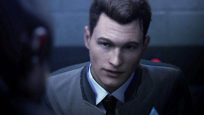 تبلیغ تلویزیونی بازی Detroit: Become Human شخصیت کانر را به نمایش در میآورد