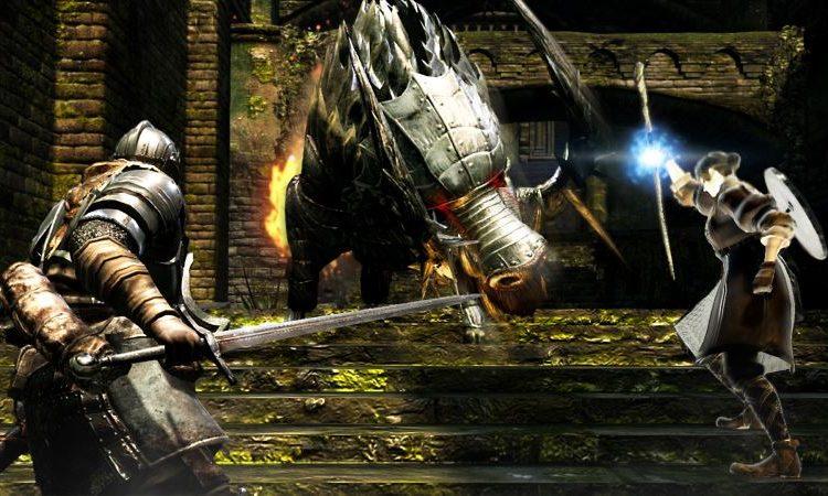 بازی Dark Souls Remastered با رزولوشن ۳۲۰۰×۱۸۰۰ روی پلیاستیشن ۴ پرو اجرا خواهد شد