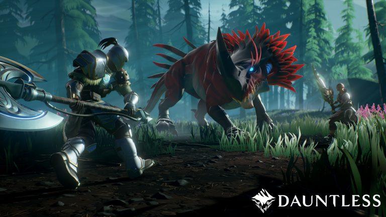 بازی میانپلتفرمی همزمان با انتشار نسخهی کنسولی به Dauntless اضافه خواهد شد
