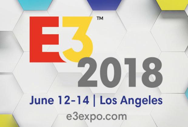 تقویم زمانی E3 2018 | تائیدشده تا به این لحظه