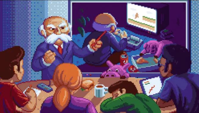 دیوالور دیجیتال بازی جدیدی را برای SNES منتشر میکند
