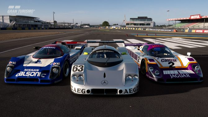 بهروزرسان جدید Gran Turismo Sport منتشر شد