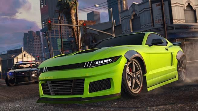 جدیدترین بهروزرسان GTA آنلاین | ماشینها و تخفیفات جدید