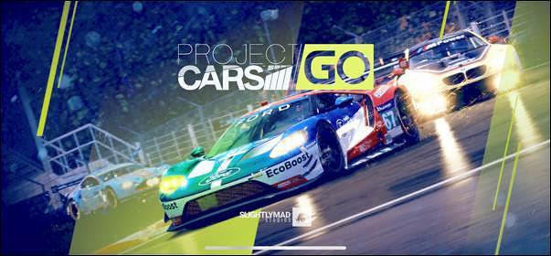 Project CARS GO معرفی شد