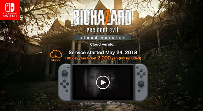 Resident Evil 7: Biohazard بر روی نینتندو سویچ عرضه خواهد شد
