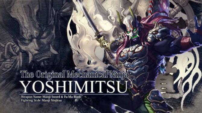 تریلر جدید عنوان SoulCalibur VI منتشر شد | معرفی شخصیت Yoshimitsu