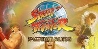 نسخهی کالکشن بازی Street Fighter منتشر شد
