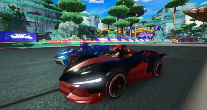 Team Sonic Racing رسماً معرفی شد