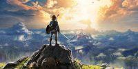 بازی Breath of the Wild بدون گرافیک سلشید زیبا به نظر میرسد