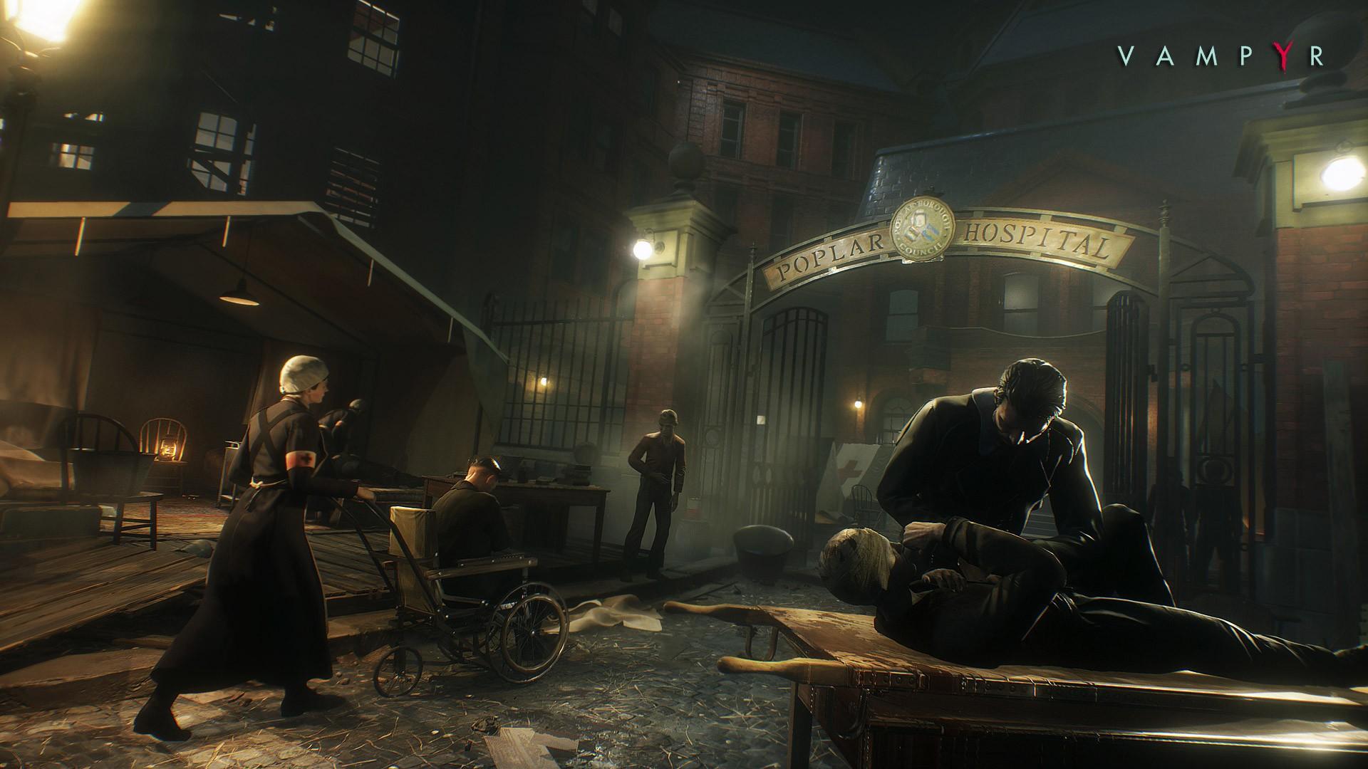 سیستم مورد نیاز برای اجرای بازی Vampyr در رزولوشن ۴K اعلام شد