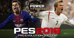 از طرح روی جلد نهایی عنوان Pro Evolution Soccer 2019 رسماً رونمایی شد