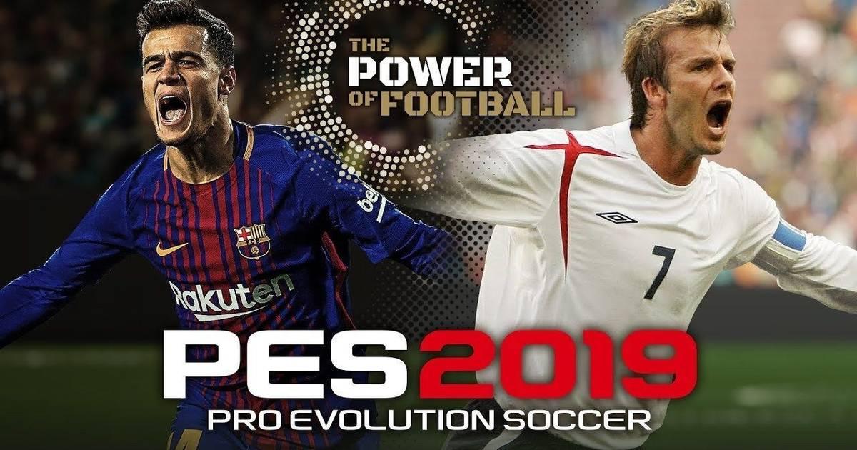 عنوان PES 2019 رسما معرفی شد