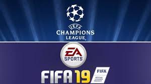 وجود لیگ قهرامان اروپا در Fifa19 لو رفت
