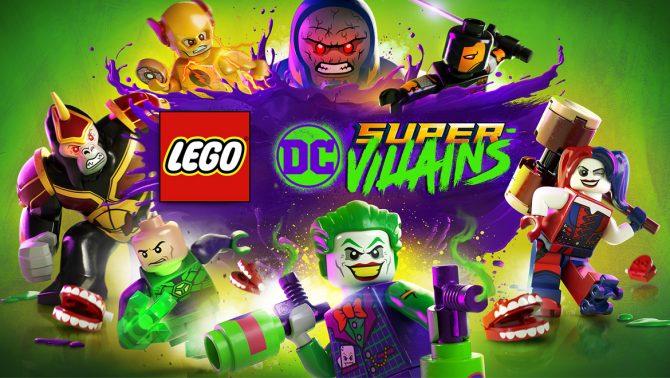 تاریخ انتشار عنوان LEGO DC Super-Villains مشخص شد