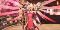 Overwatch: اسکین حمایت از سرطان شخصیت Mercy موفق به جمع آوری بیش از ۱۲٫۷ میلیون دلار شده است