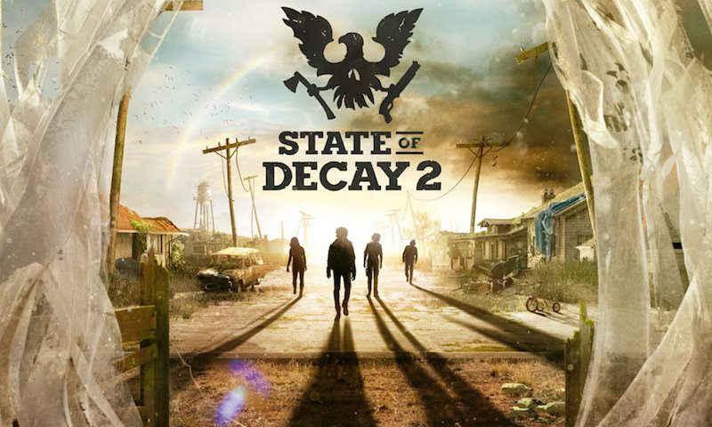 نگاهی به هفده دقیقهی ابتدایی گیمپلی عنوان State of Decay 2