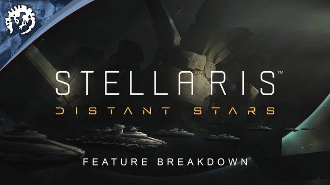 تریلر جدیدی از بستهی دانلودی Distant Stars بازی Stellaris منتشر شد