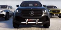 تریلر جدید عنوان The Crew 2 به معرفی و نمایش خودروی Mercedes-Benz X-Class میپردازد