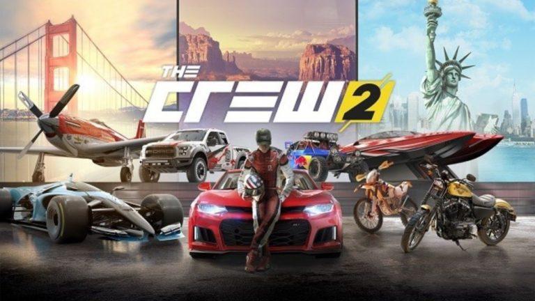 سیستم مورد نیاز عنوان The Crew 2 مشخص شد