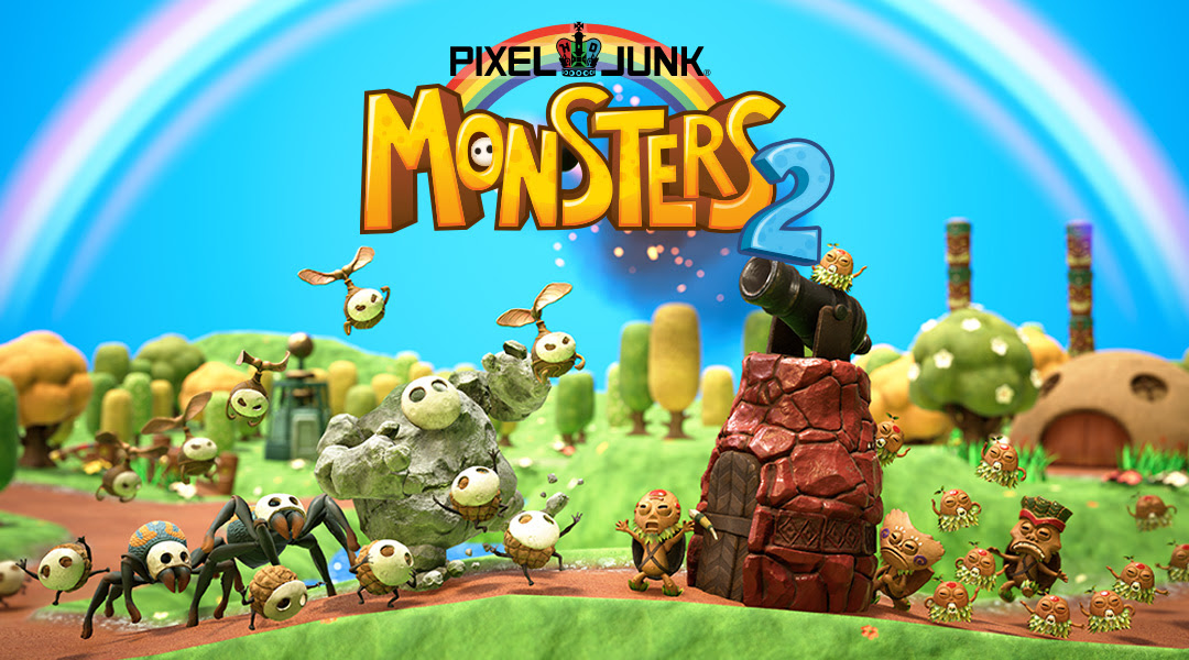 اطلاعاتی از محتویات آینده بازی PixelJunk Monsters 2 منتشر شد