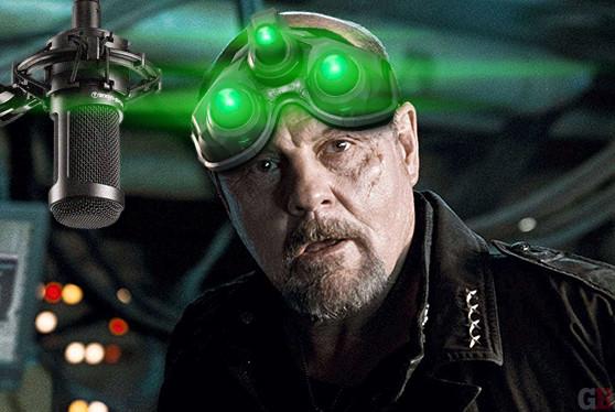 برای بسیاری از طرفداران کنار آمدن با جای خالی او در Splinter Cell:Blacklist کاری سخت بود