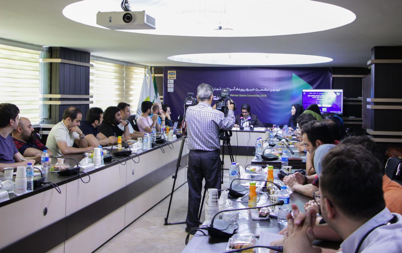حضور گسترده ناشران و سخنرانان خارجی در رویداد TGC2018 / تمرکز ما صادرات بازیهای ایرانی است