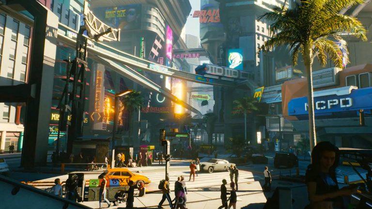 روند توسعه Cyberpunk 2077 به خوبی پیش میرود اما راه زیادی تا عرضه دارد
