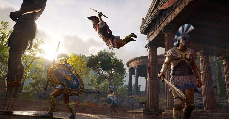 اطلاعات جدیدی از بازی Assassin's Creed: Odyssey منتشر شد