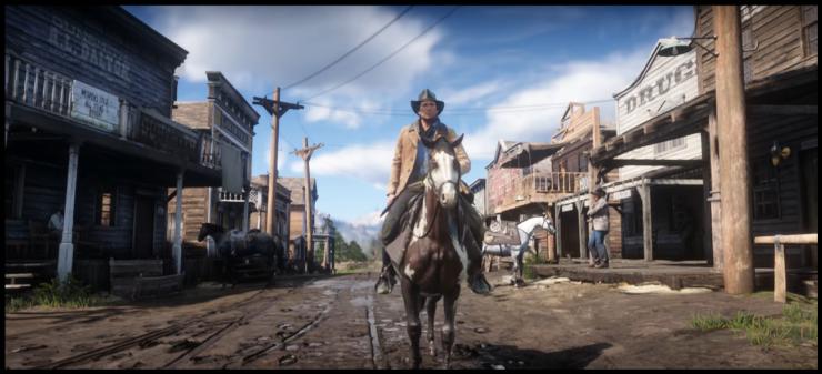 ناشر عنوان Red Dead Redemption 2: بازیهای یکنفره به آخر خط نرسیدهاند
