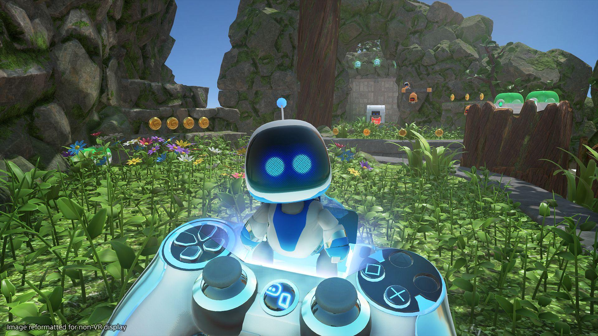 E3 2018   تصاویر جدیدی از بازی Astro Bot Rescue Mission منتشر شد