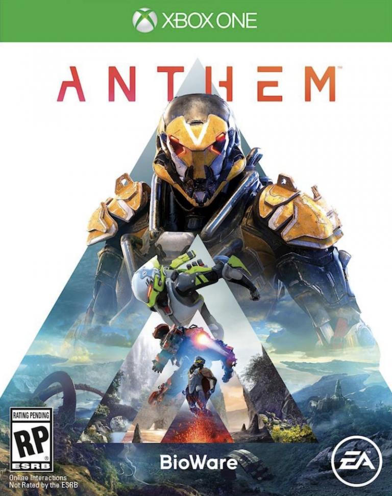 E3 2018 | جزییاتی از زره Javeling در بازی Anthem منتشر شد