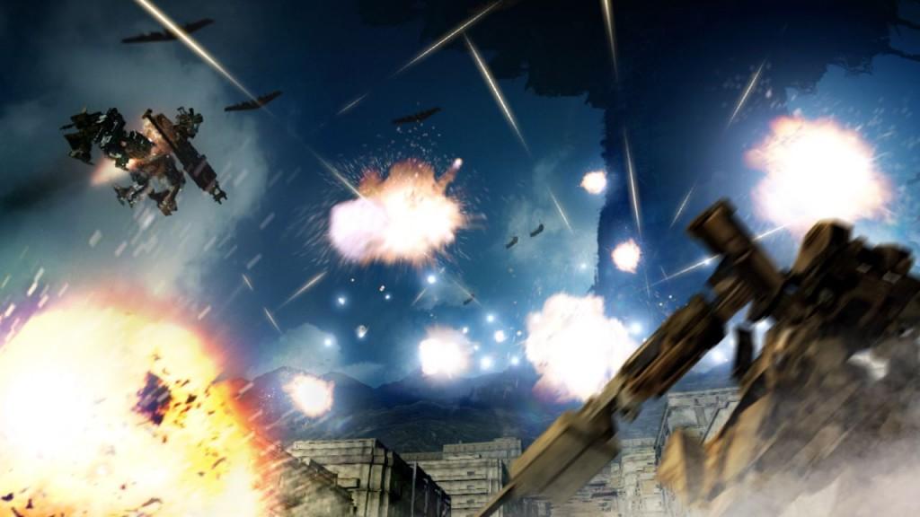 فرام سافتور ساخت نسخهی جدید Armored Core را تایید کرد
