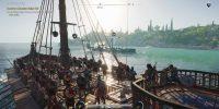 ویدئویی یک ساعته از گیمپلی Assassin's Creed: Odyssey منتشر شد