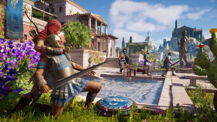 کارگردان بازی: Assassin's Creed Odyssey عمیقترین و سرگرمکنندهترین نسخه از این سری است