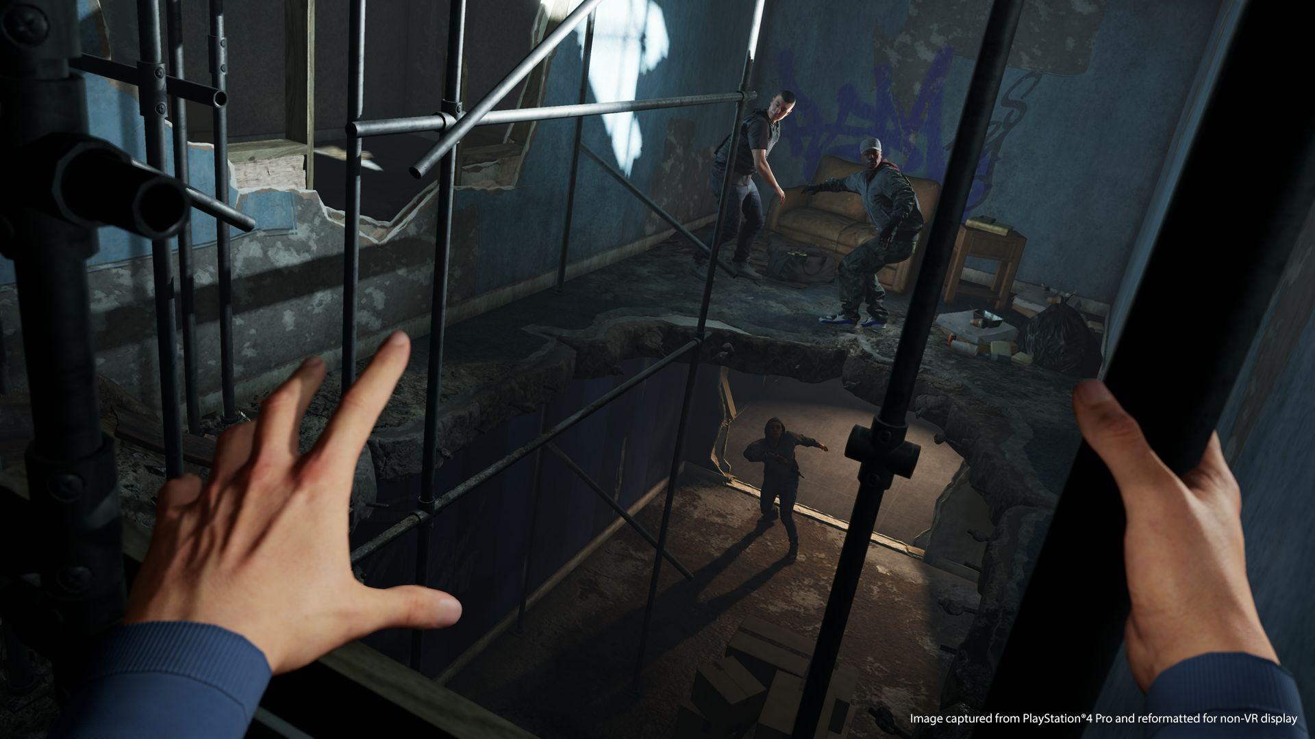E3 2018 | تصاویری جدید از بازی Blood and Truth منتشر شد