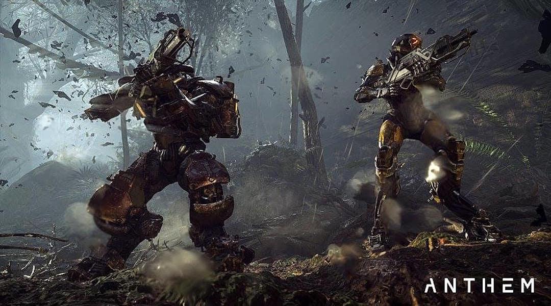 E3 2018 | تریلر گیمپلی عنوان Anthem در EA Play منتشر شد
