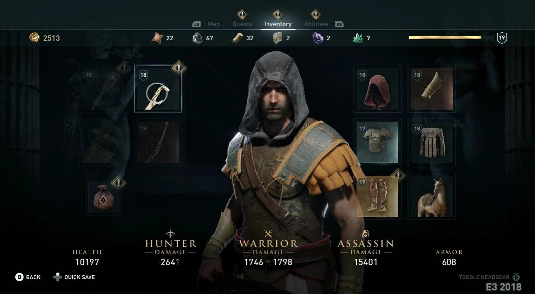در Assassin's Creed Odyssey میتوانید گرگها را رام کنید