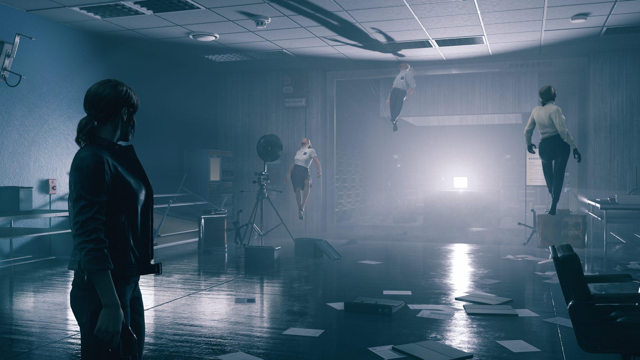 رمدی اولین تصاویر رسمی از Control را منتشر کرد