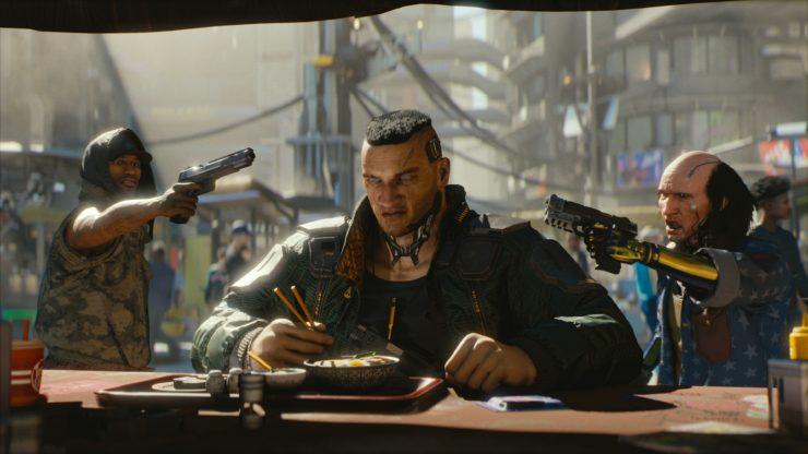 Cyberpunk 2077: تمام ساکنان Night City مجاز به حمل اسلحه خواهند بود