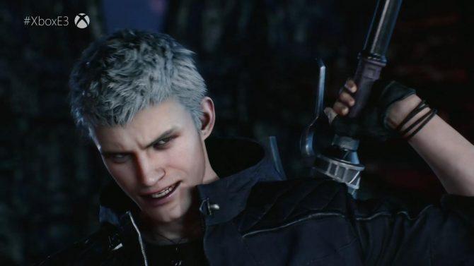 E3 2018 | سرانجام از Devil May Cry 5 رونمایی شد