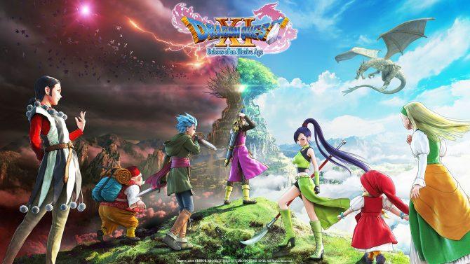 E3 2018 | تصاویر جدید و معرفی نسخههای ویژهی Dragon Quest XI