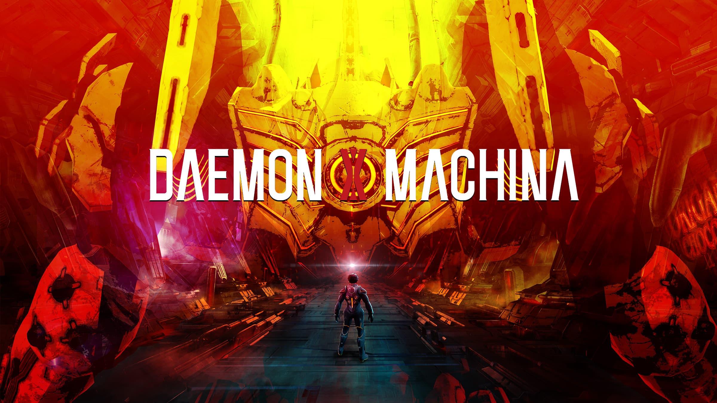 اولین ویدئوی گیمپلی Daemon X Machina منتشر شد