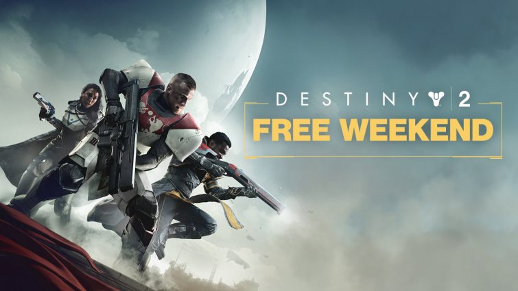 Destiny 2 آخر هفته بر روی پلیاستیشن ۴ رایگان خواهد بود