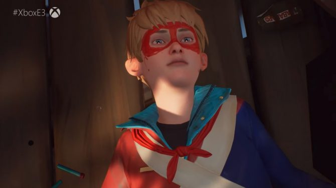 E3 2018 | عنوان The Awesome Adventures of Captain Spirit معرفی شد